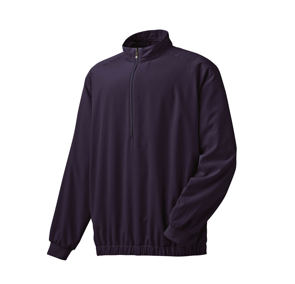 Half-Zip Windshirt