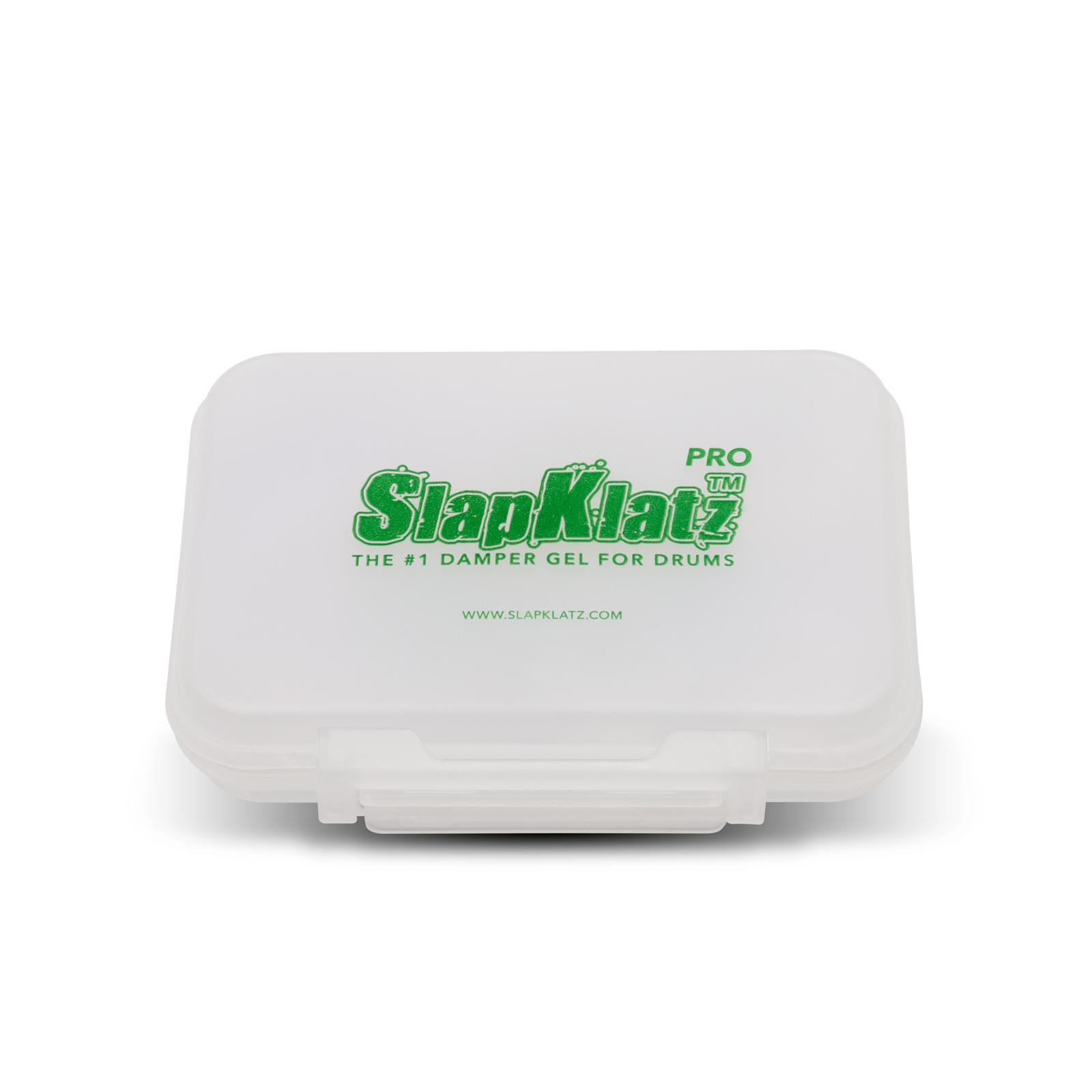 Slapklatz - Clear / Damper Gel Para Baterias Y Platillos