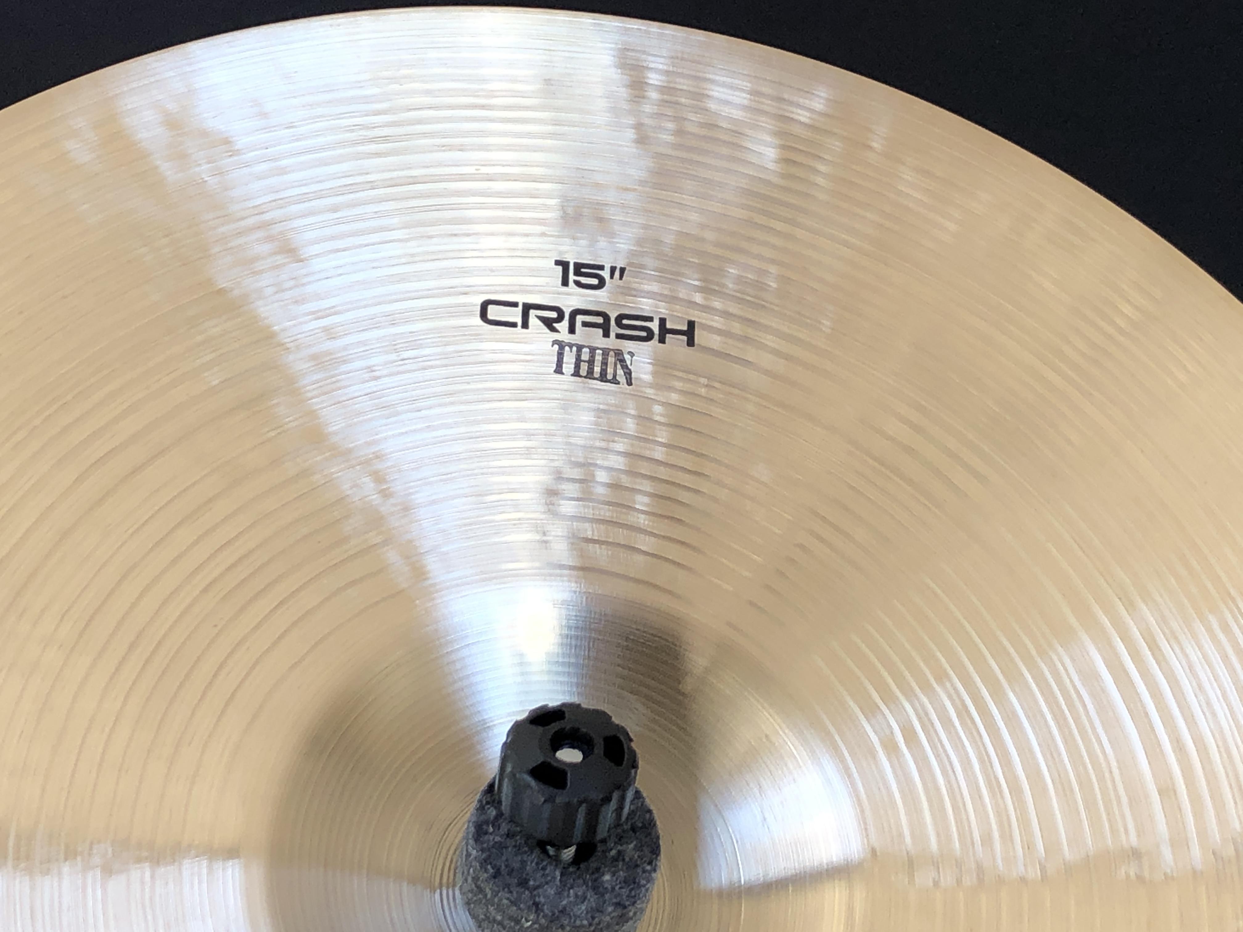 "Crash Classic Thin 15"""