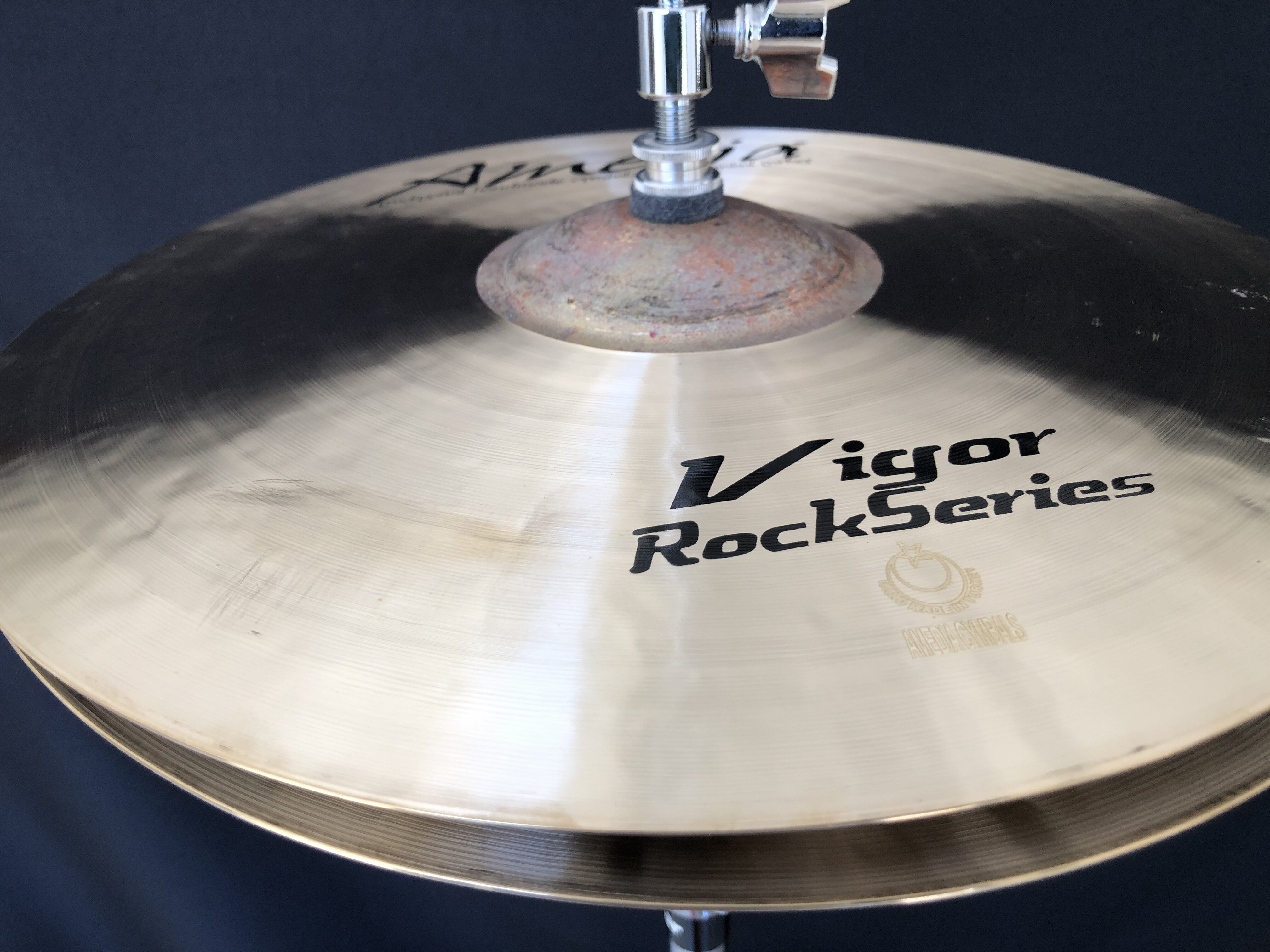 "Hi-Hat Vigor Rock 14"""