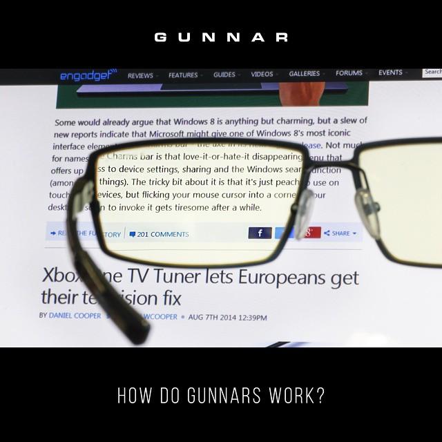 Cómo funciona Gunnar