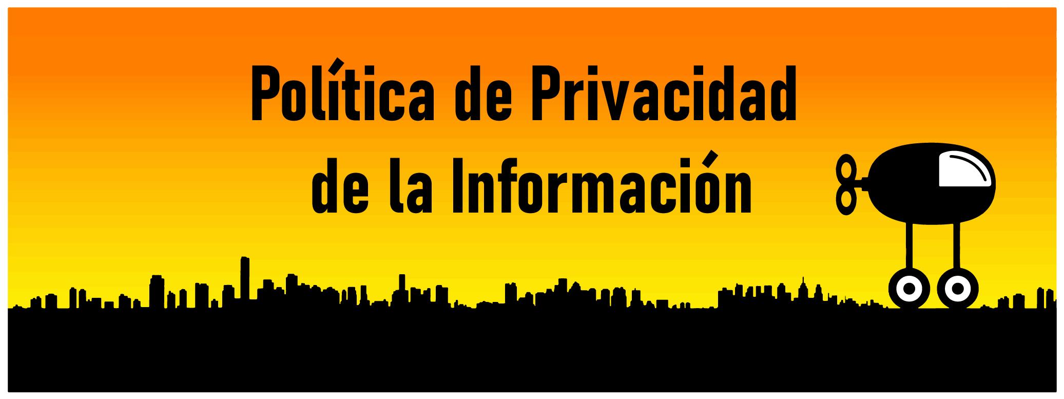 Política de Privacidad de la Información