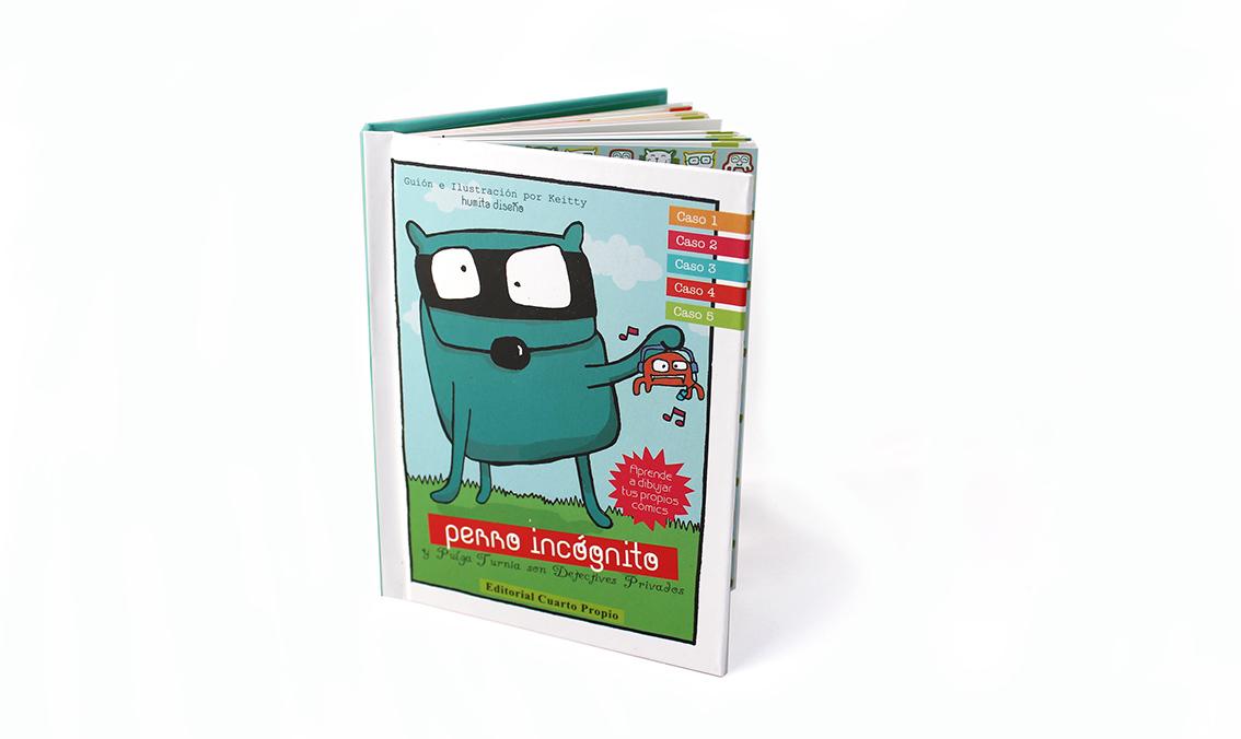 Libro Perro Incógnito