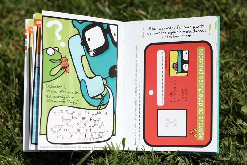 Libro + Muñecos