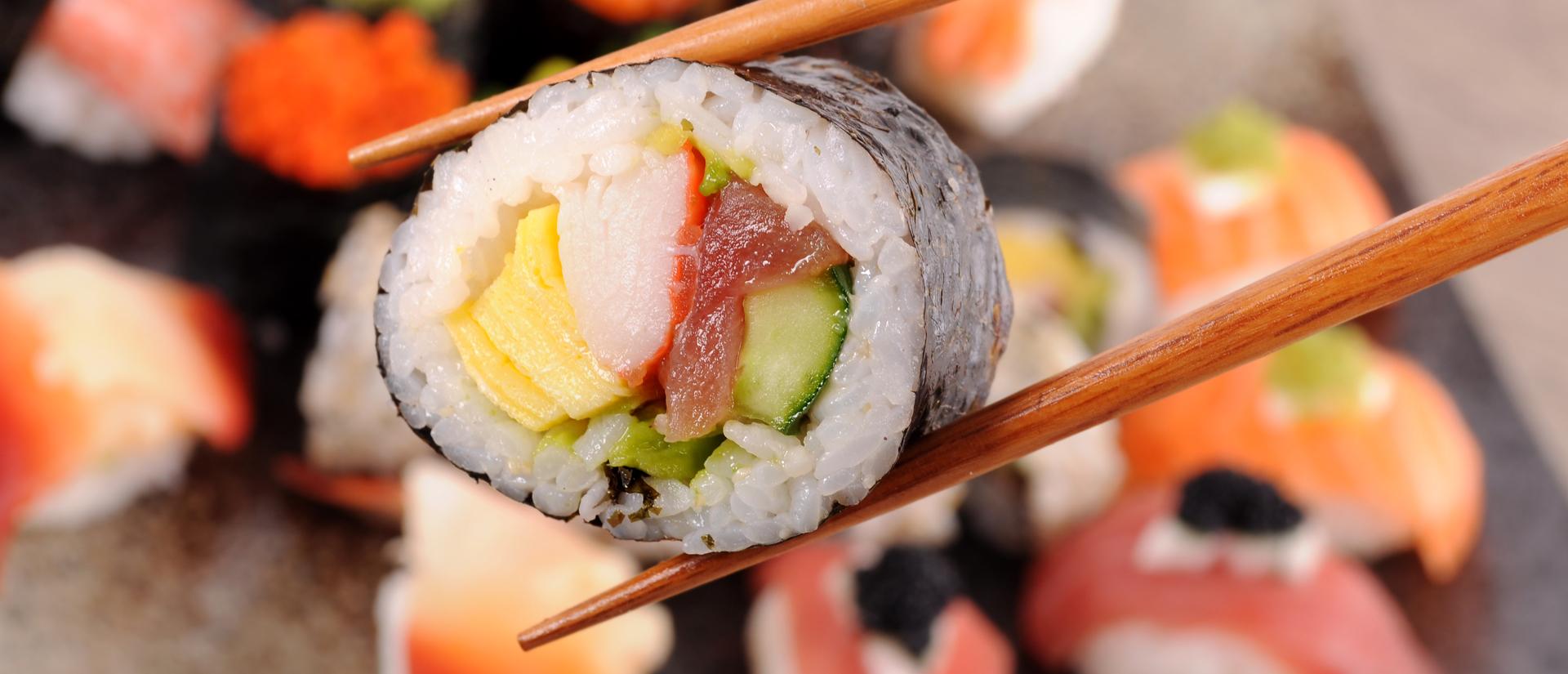¿Dónde encuentro los mejores productos para sushi?