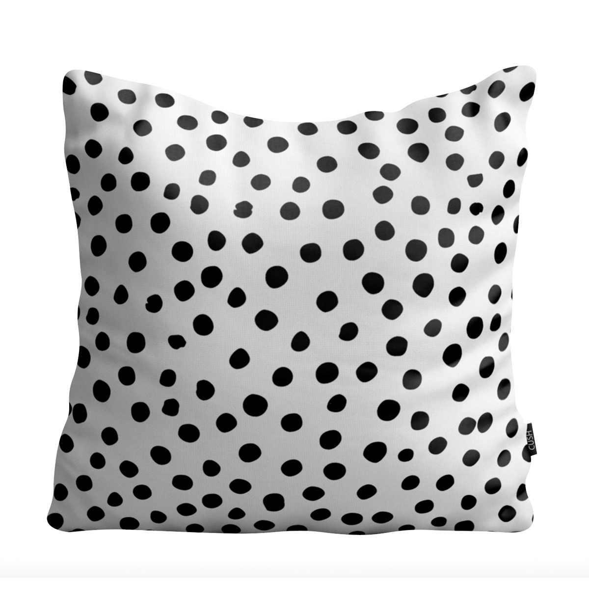 COJIN DECORATIVO BLACK SPOTS
