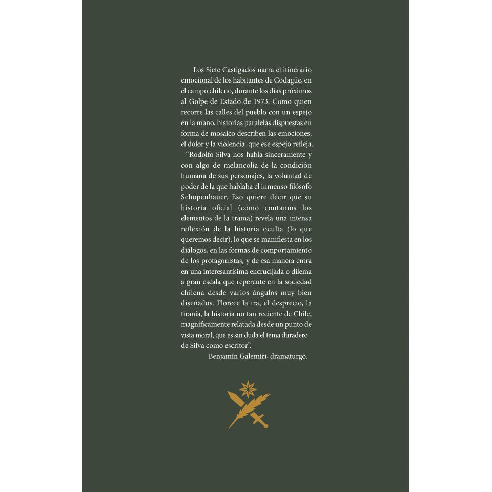 LOS SIETE CASTIGADOS