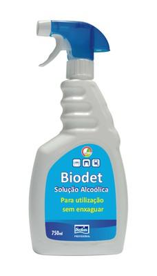 Biodet Solução Alcoólica 750ml