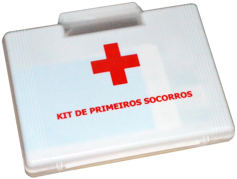 Kit Primeiros Socorros Trix