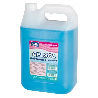Gelsol Sabonete Espuma 5L