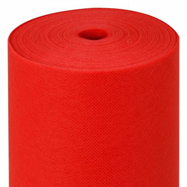Toalhas de Mesas Spunbond Vermelho TNT 0,40x 48m