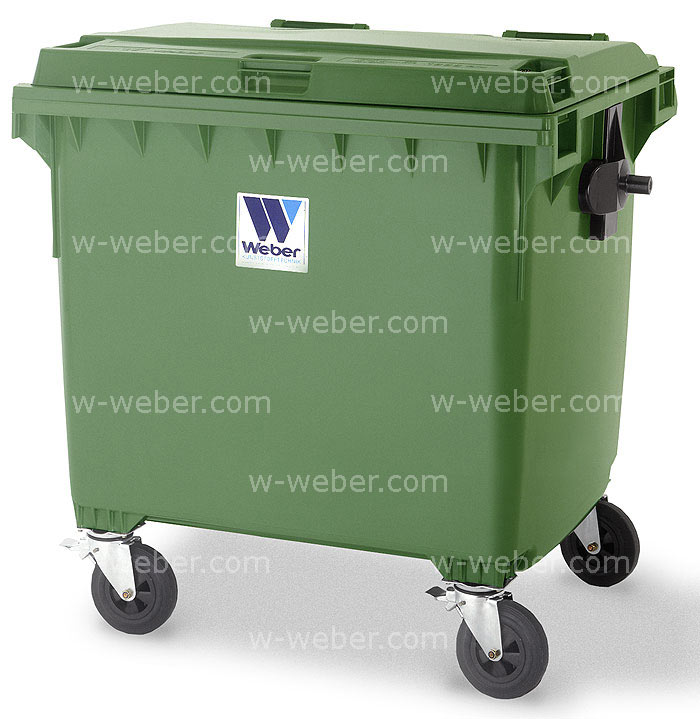 Contentor do lixo 1100 litros