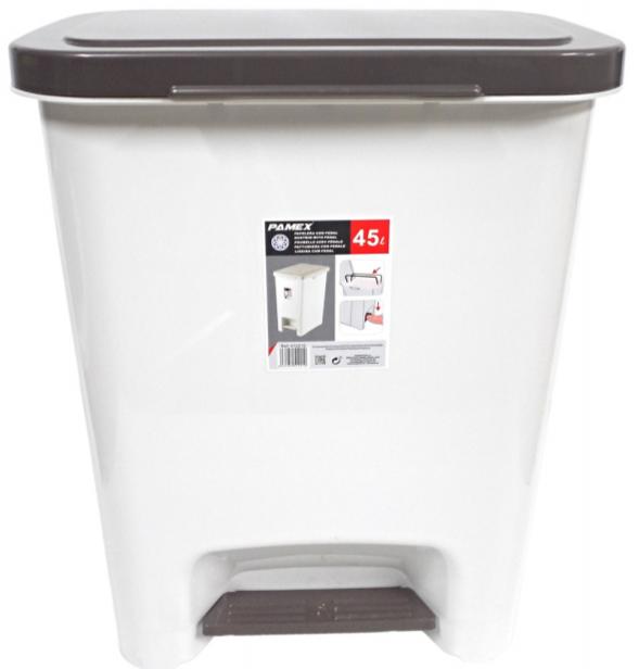 Balde de Lixo 45L