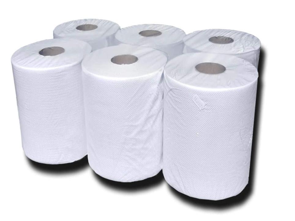 Rolos de toalhas de mão Ille