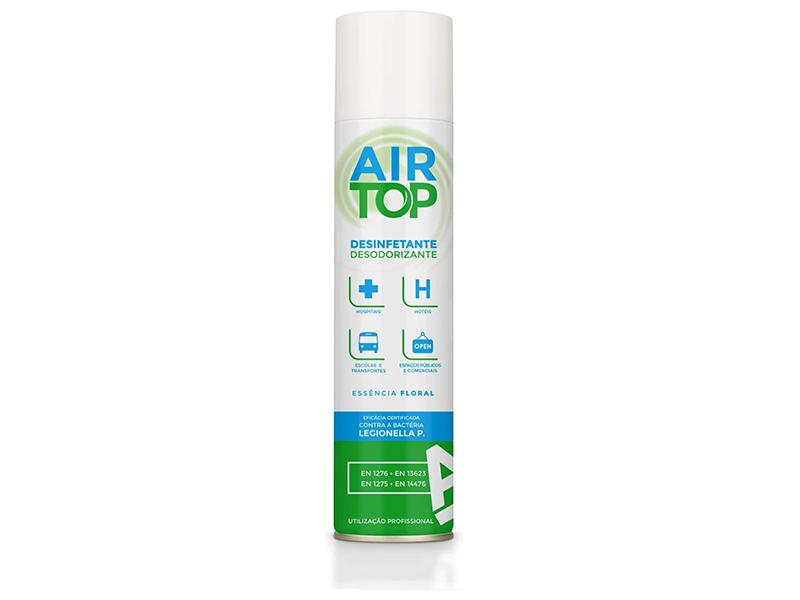 AIRTOP® SPRAY - Desinfetante do ar - Poderoso bactericida, fungicida e virucida