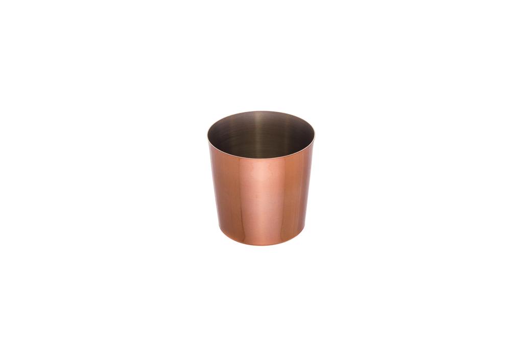 Copo Servir Inox Revestidos 45cl DIA 8,5x8,5cm