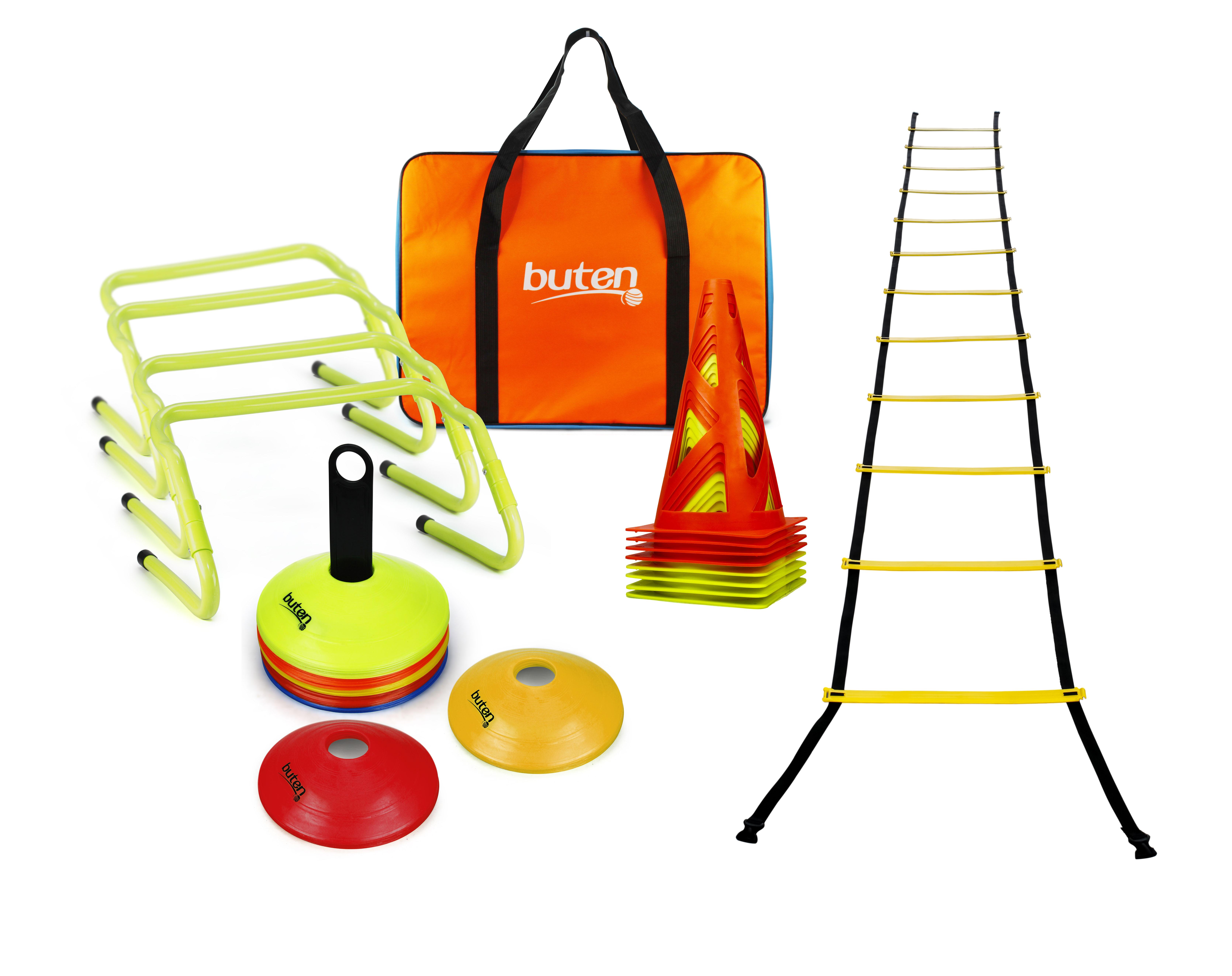 Kit de agilidad training básico marca Buten