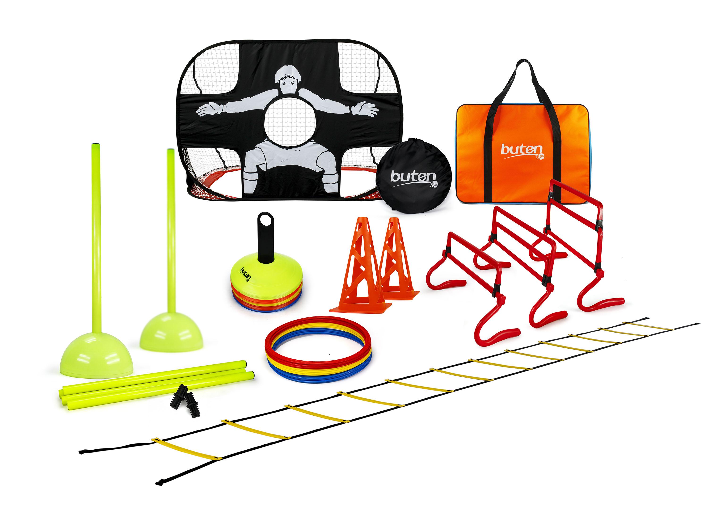 Kit de agilidad training Pro marca Buten