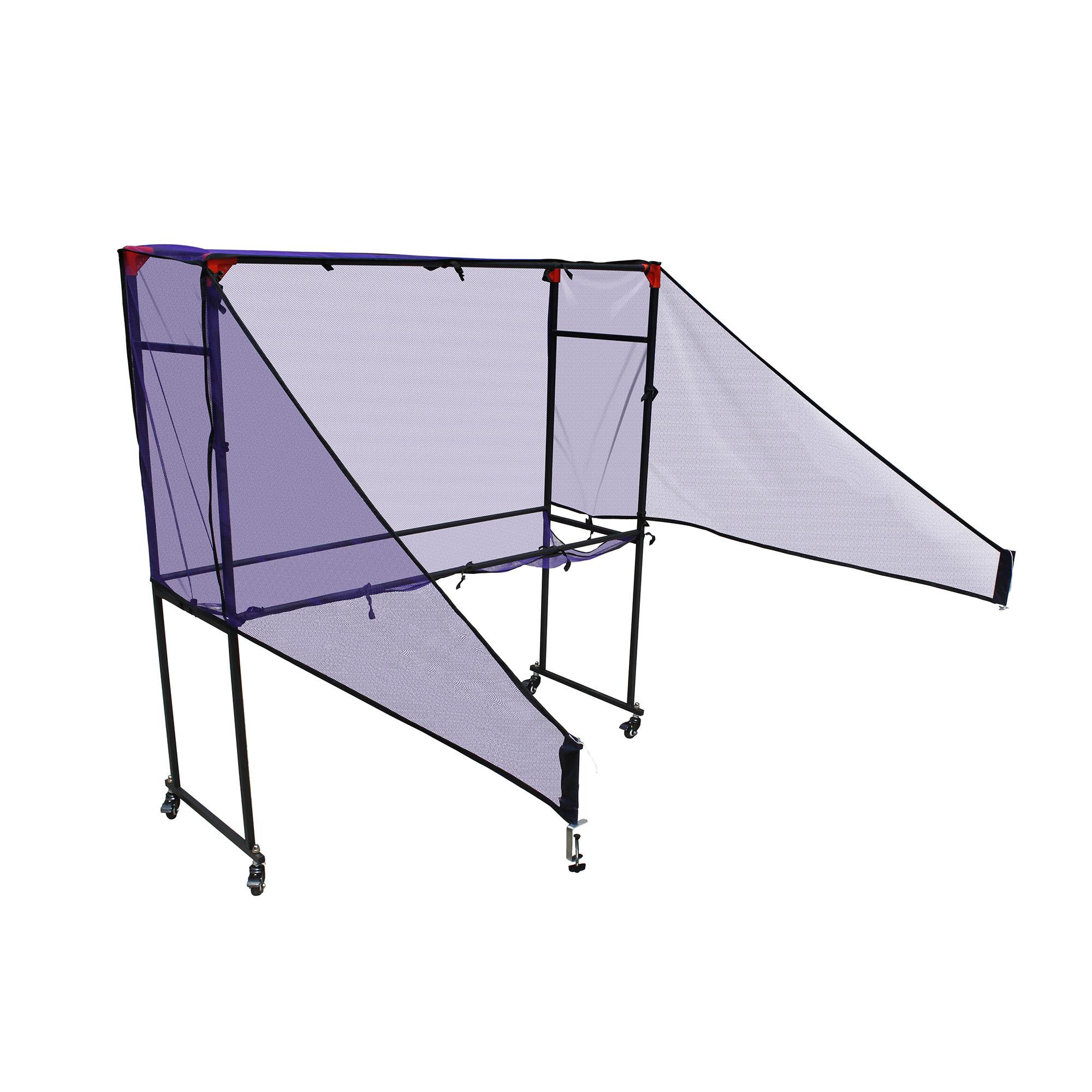 Receptor de Pelotas de tenis de mesa con laterales (AZU) 393