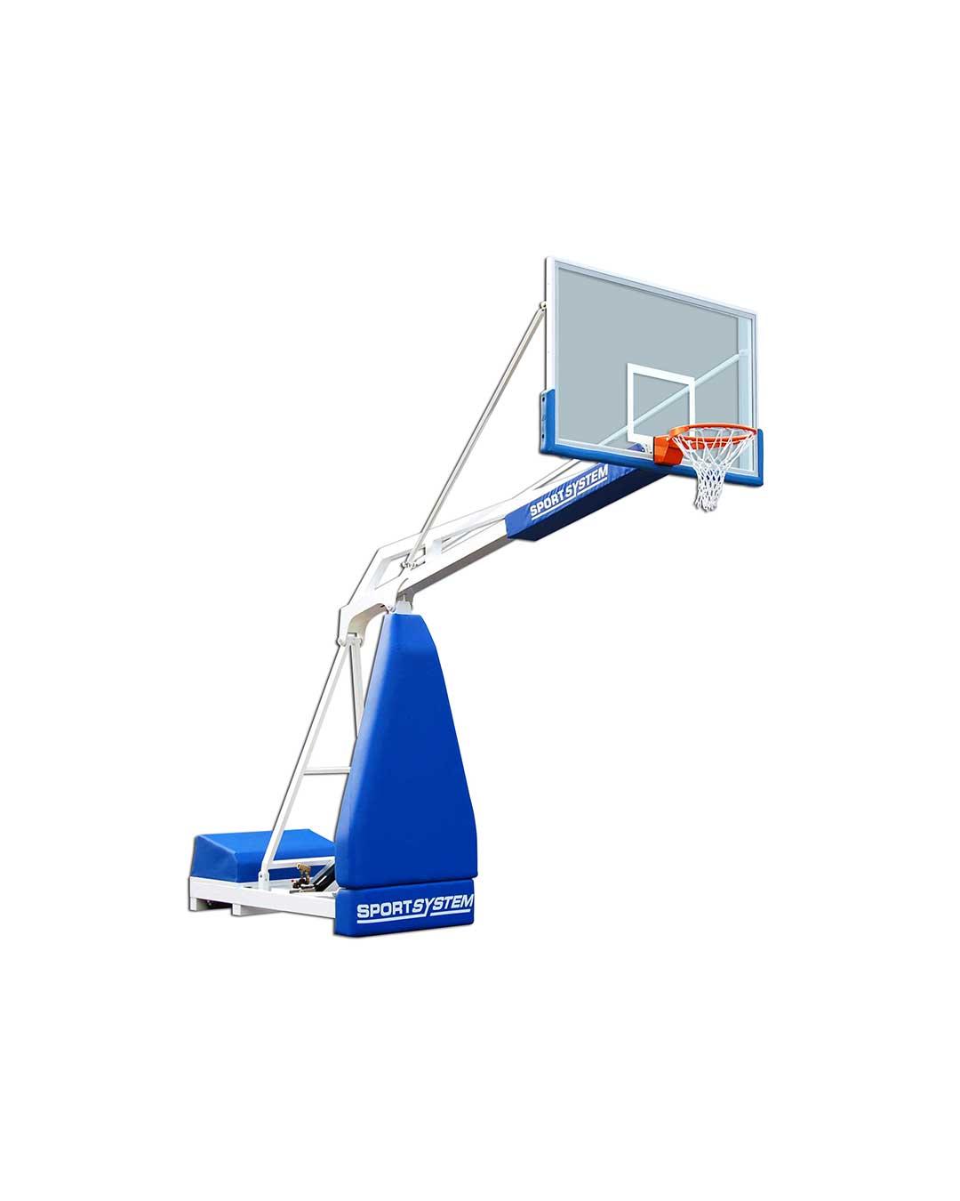 Jirafa (Tablero de básquetbol) competición FIBA nivel 2 (Ex nivel 3) - 235 cm de proyección