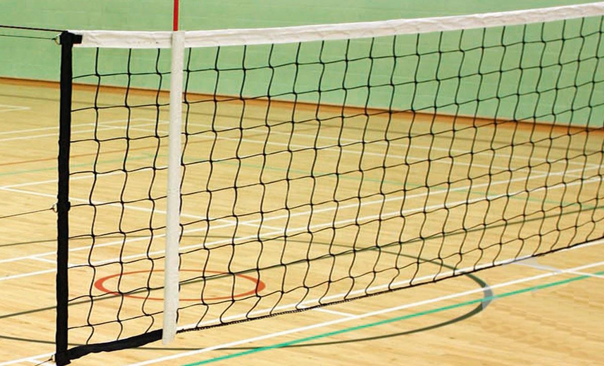 Malla de voleibol - Convenio Marco