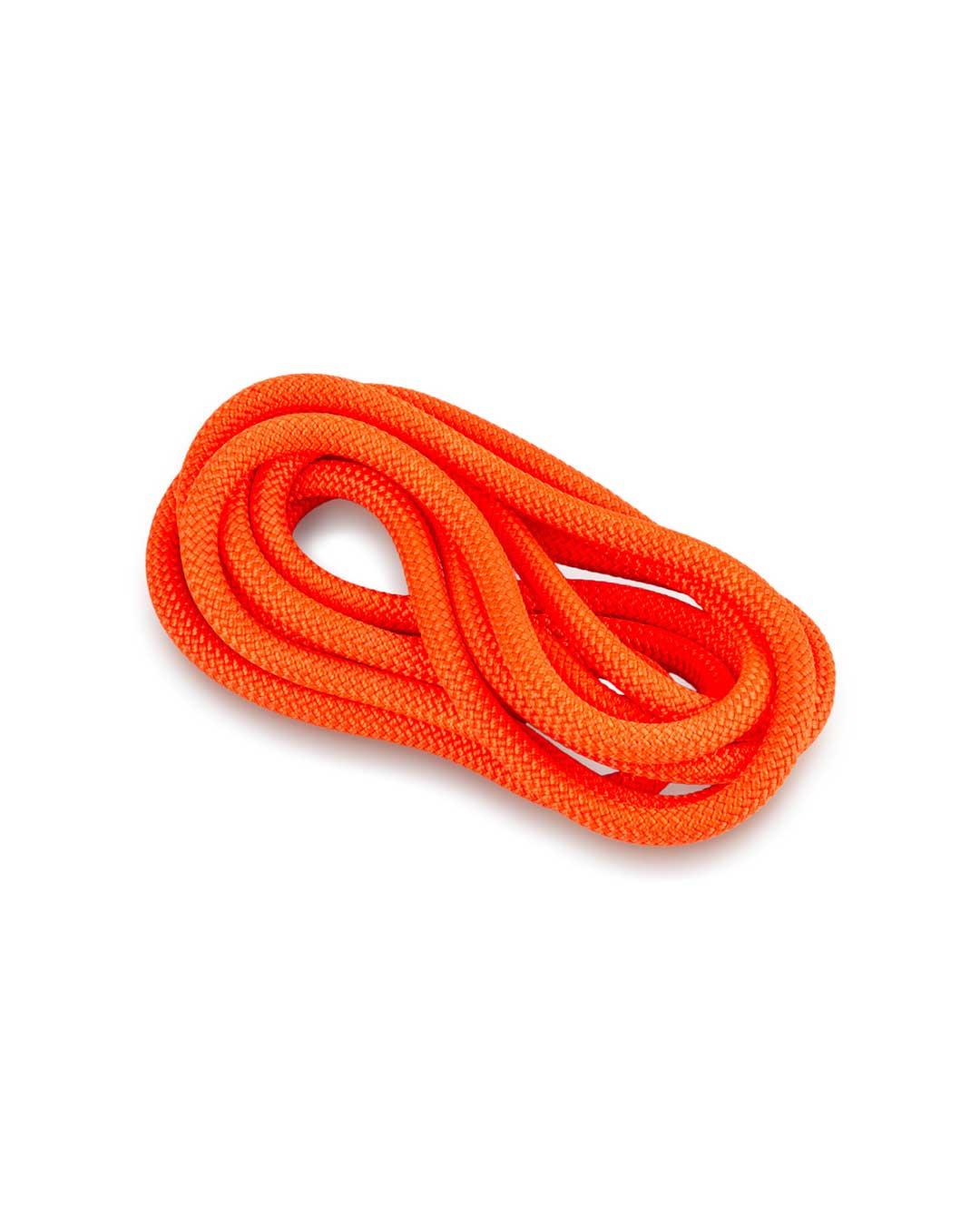 Cuerda de gimnasia rítmica Venturelli (Certificada FIG) naranja - 3 m