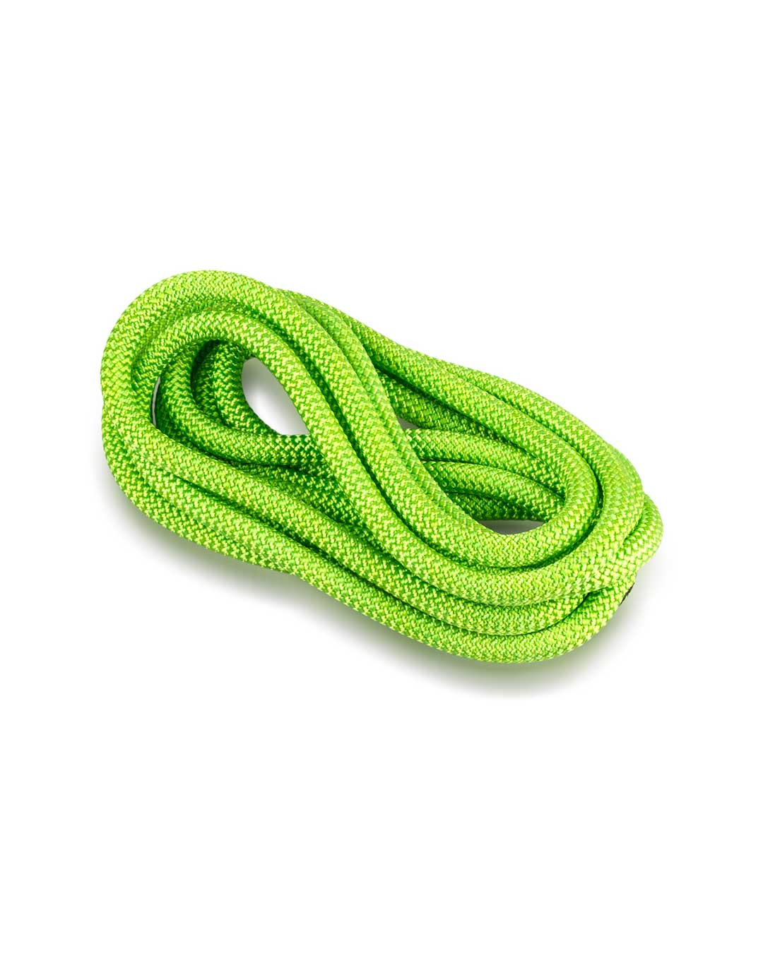 Cuerda de gimnasia rítmica VENTURELLI (Certificada FIG) verde neón - 3 m