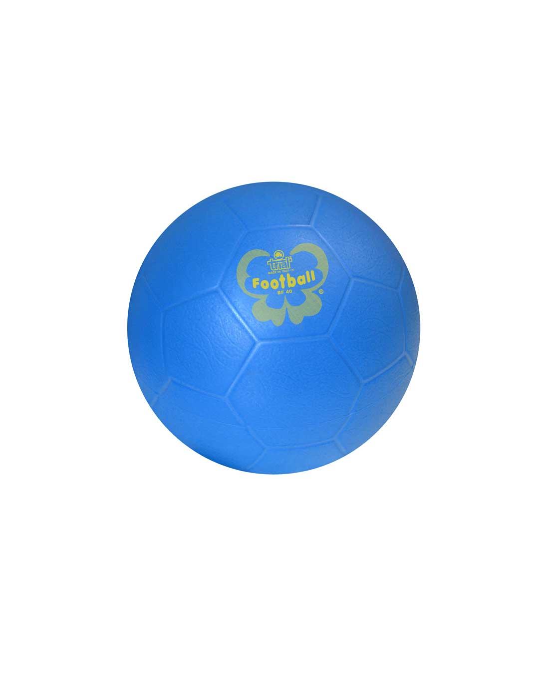 Balón de Calcio Fútbol BF40 N° 5 azul