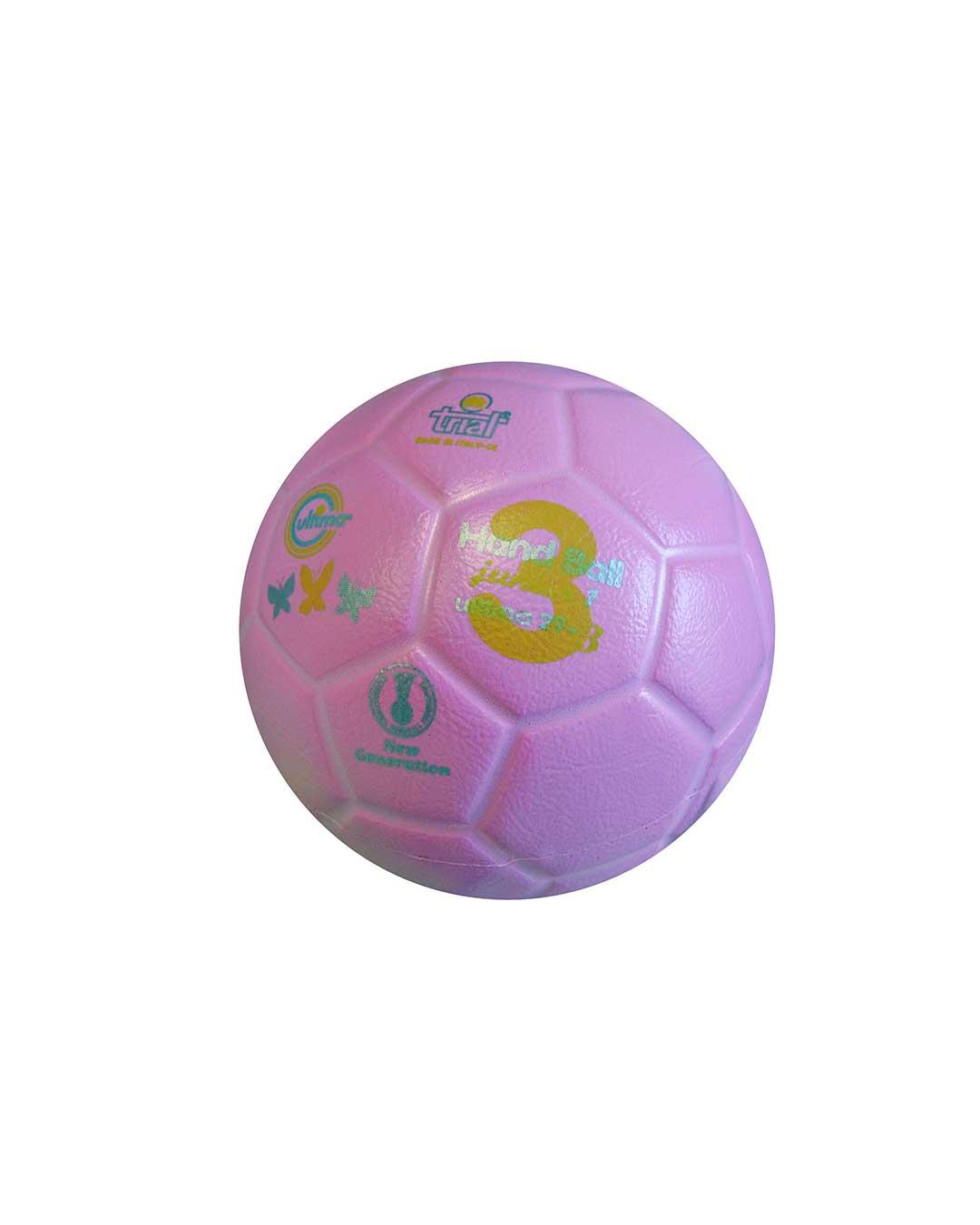 Balón de Handball Modelo Ultima 29-3 N° 1 morado
