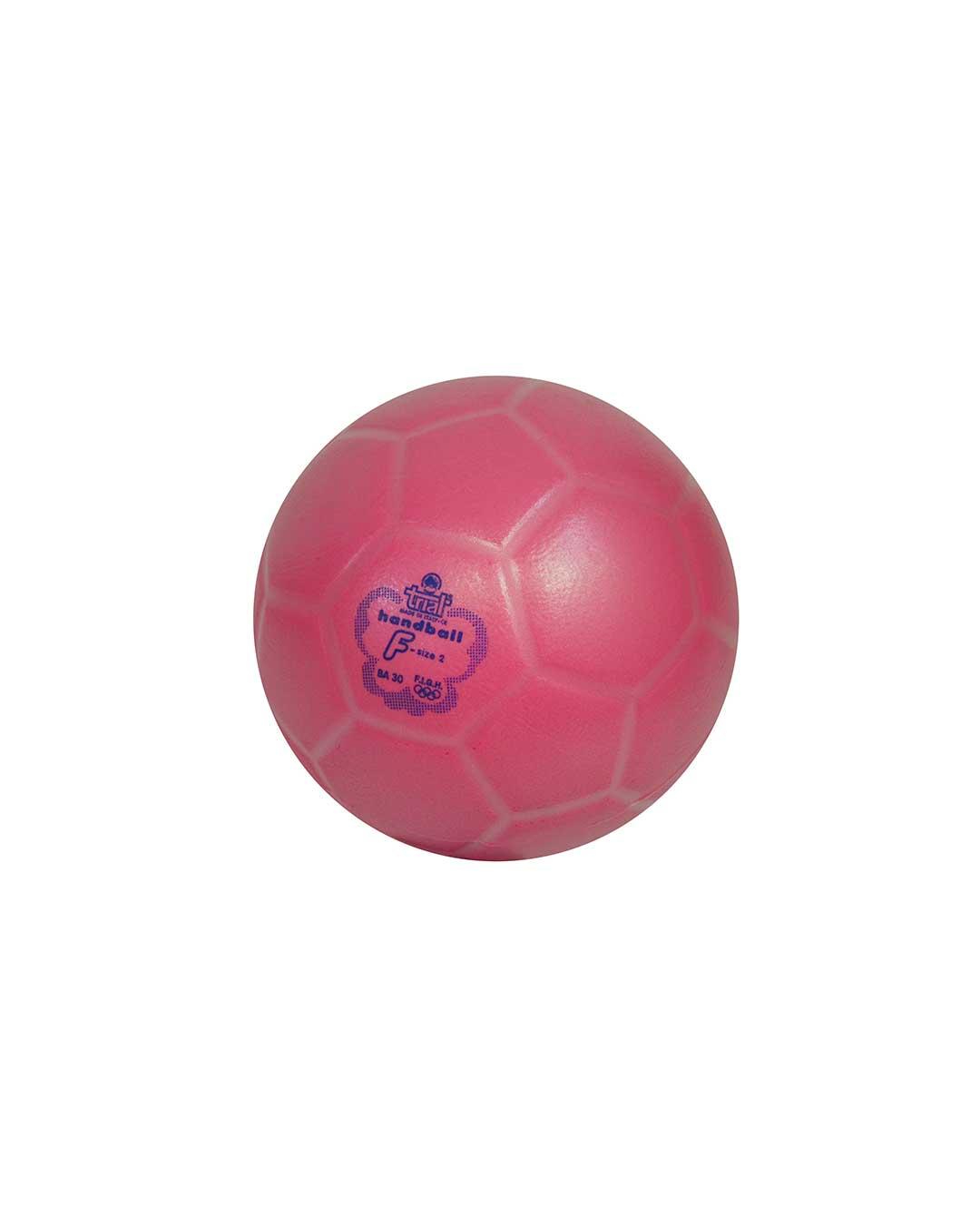 Balón de Handball Marca Trial BA 30 F N°2 rosado