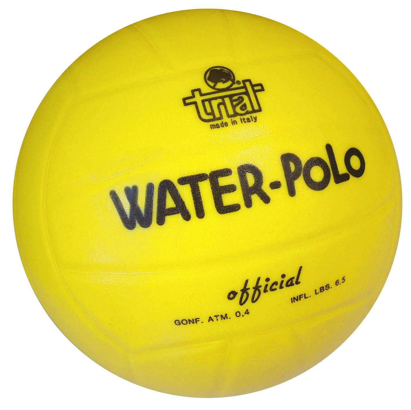 Balón EVA para Waterpolo Oficial E80 amarillo