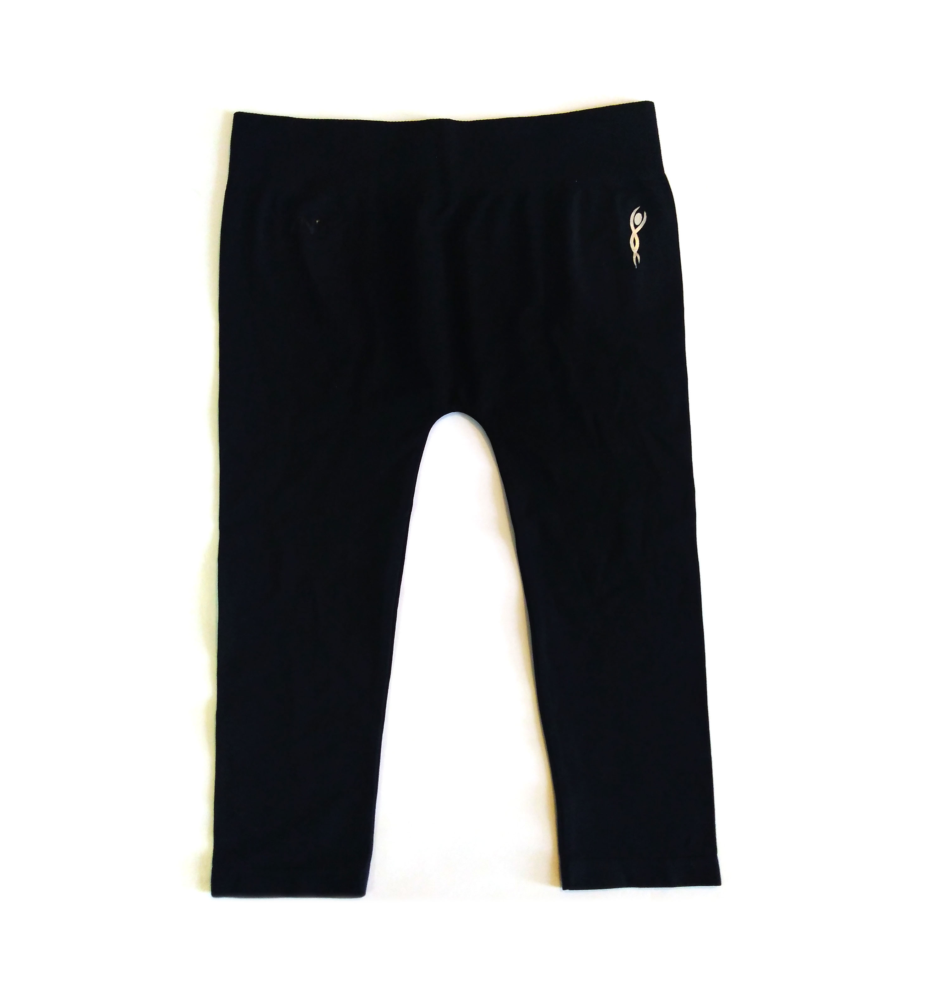 Calzas Capri Training VENTURELLI negro