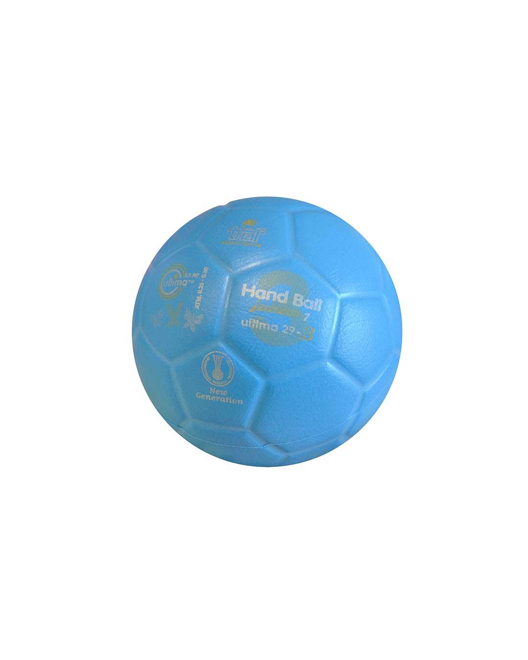 Balón de Handball Marca Trial Modelo Ultima 29-3 N° 1 azul
