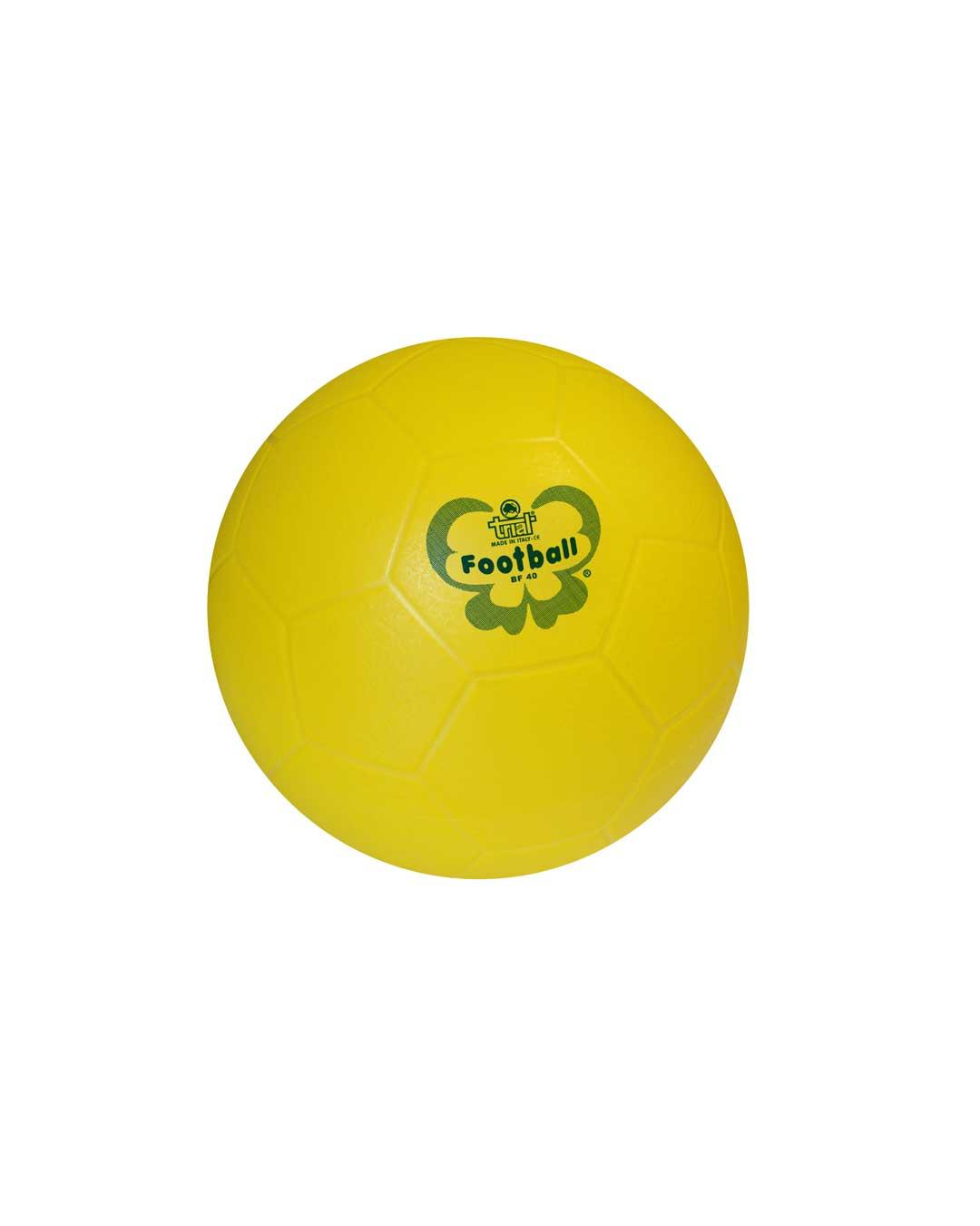 Balón de Calcio Fútbol BF40 N° 5 amarillo