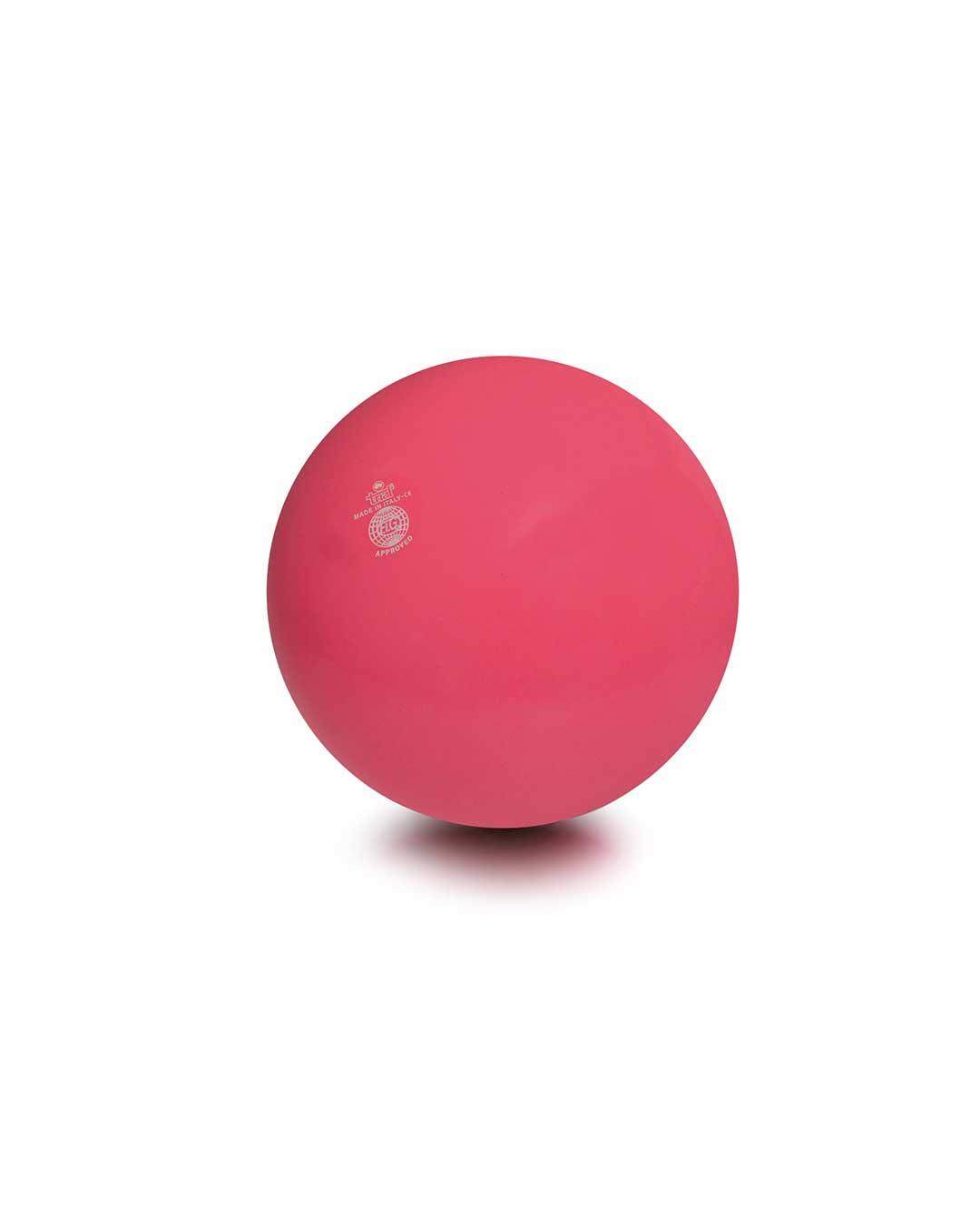 Balón liso de gimnasia rítmica TRIAL 42 rosado Chile