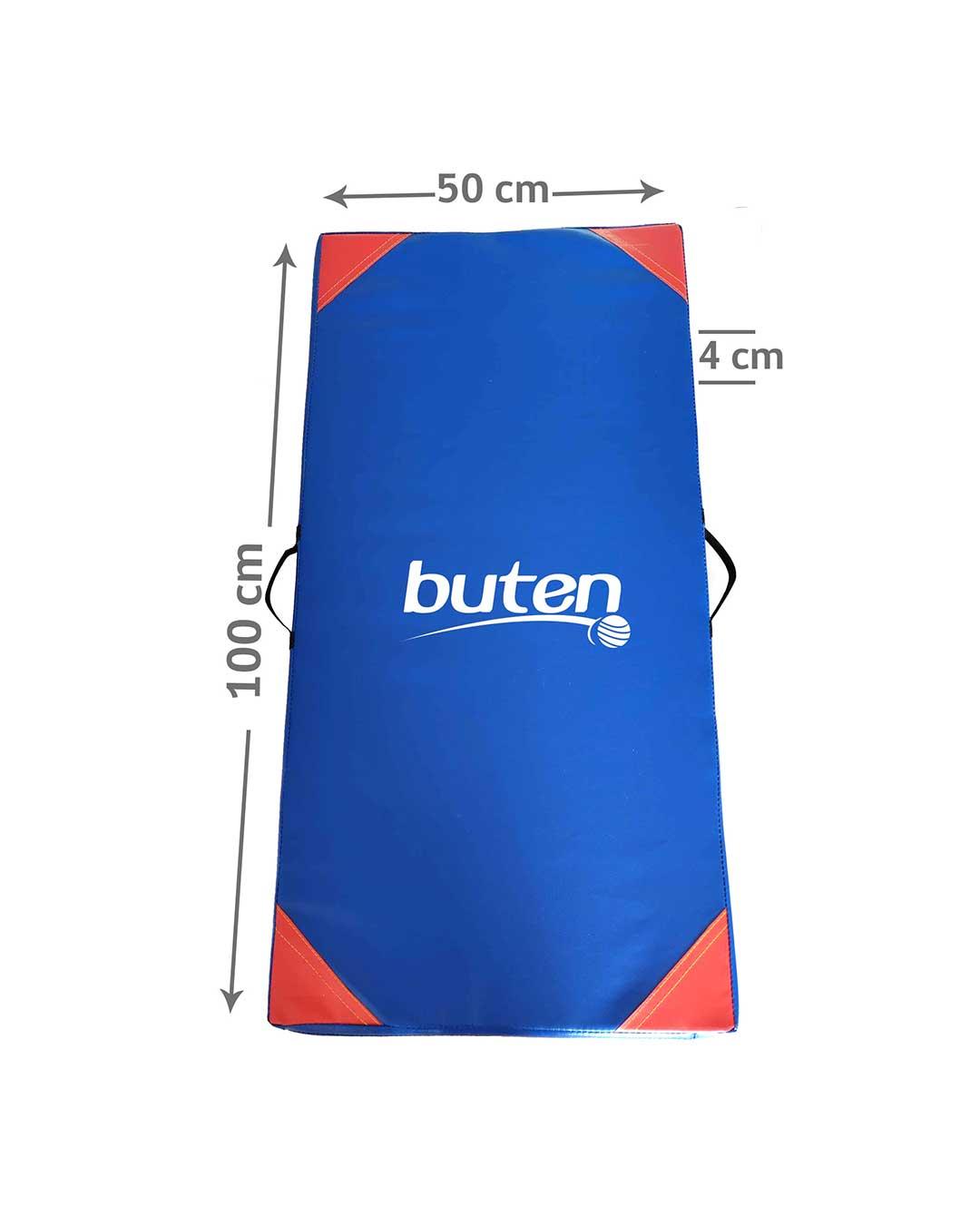 Colchoneta para ejercicio (100x50x4cm) marca BUTEN - PVC - Chile
