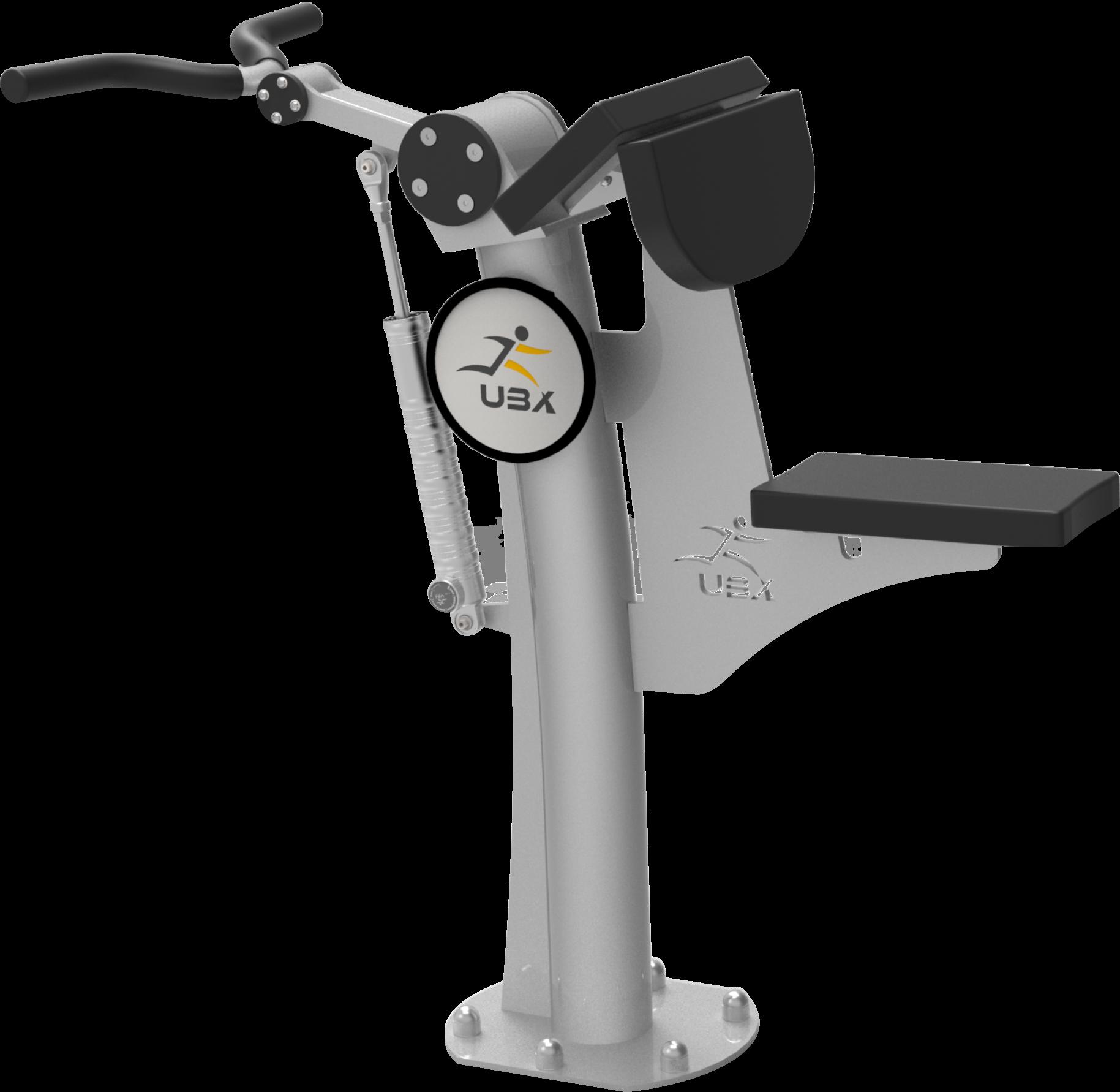 Máquina para biceps curl hidráulico