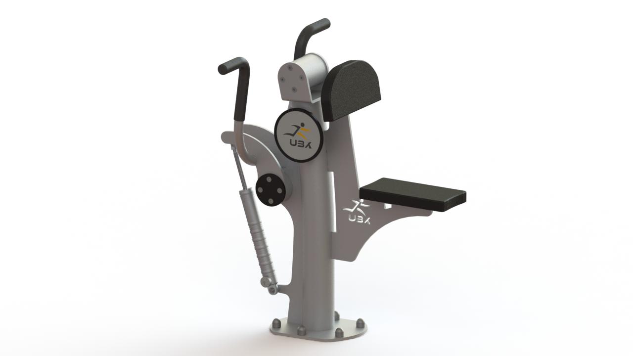 Máquina hidráulica para Remo