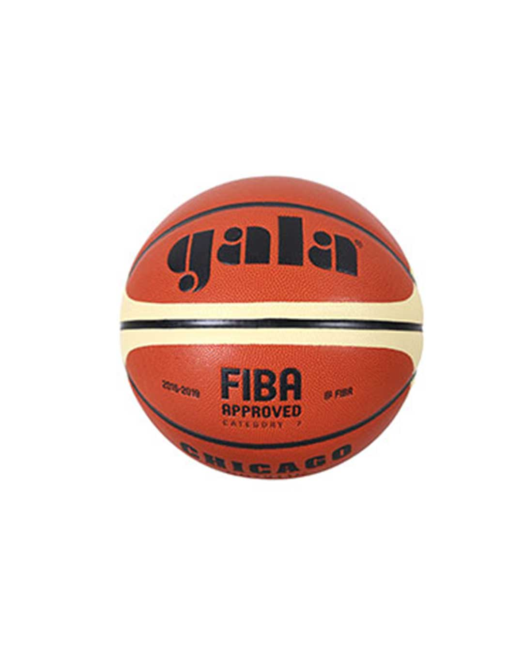 Balón básquetbol modelo Chicago N° 7 - Certificado FIBA