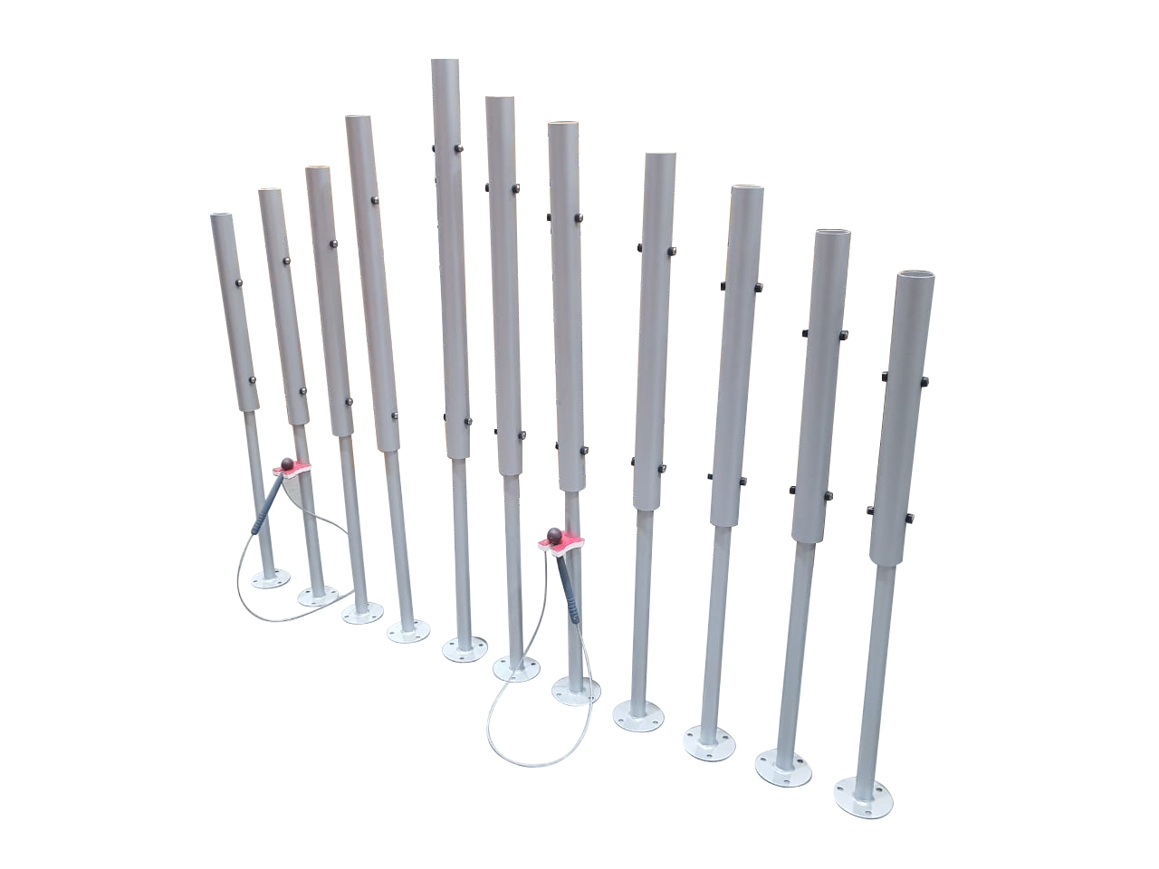 Xilófono de Torres Musicales Gigantes