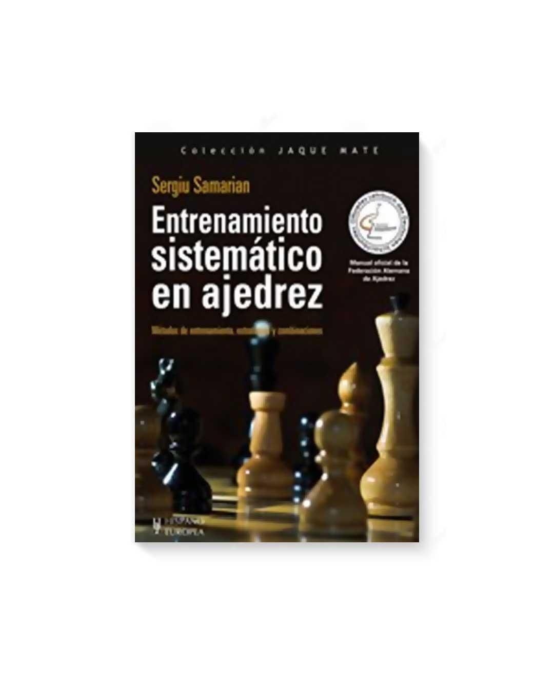 Entrenamiento sistemático en ajedrez