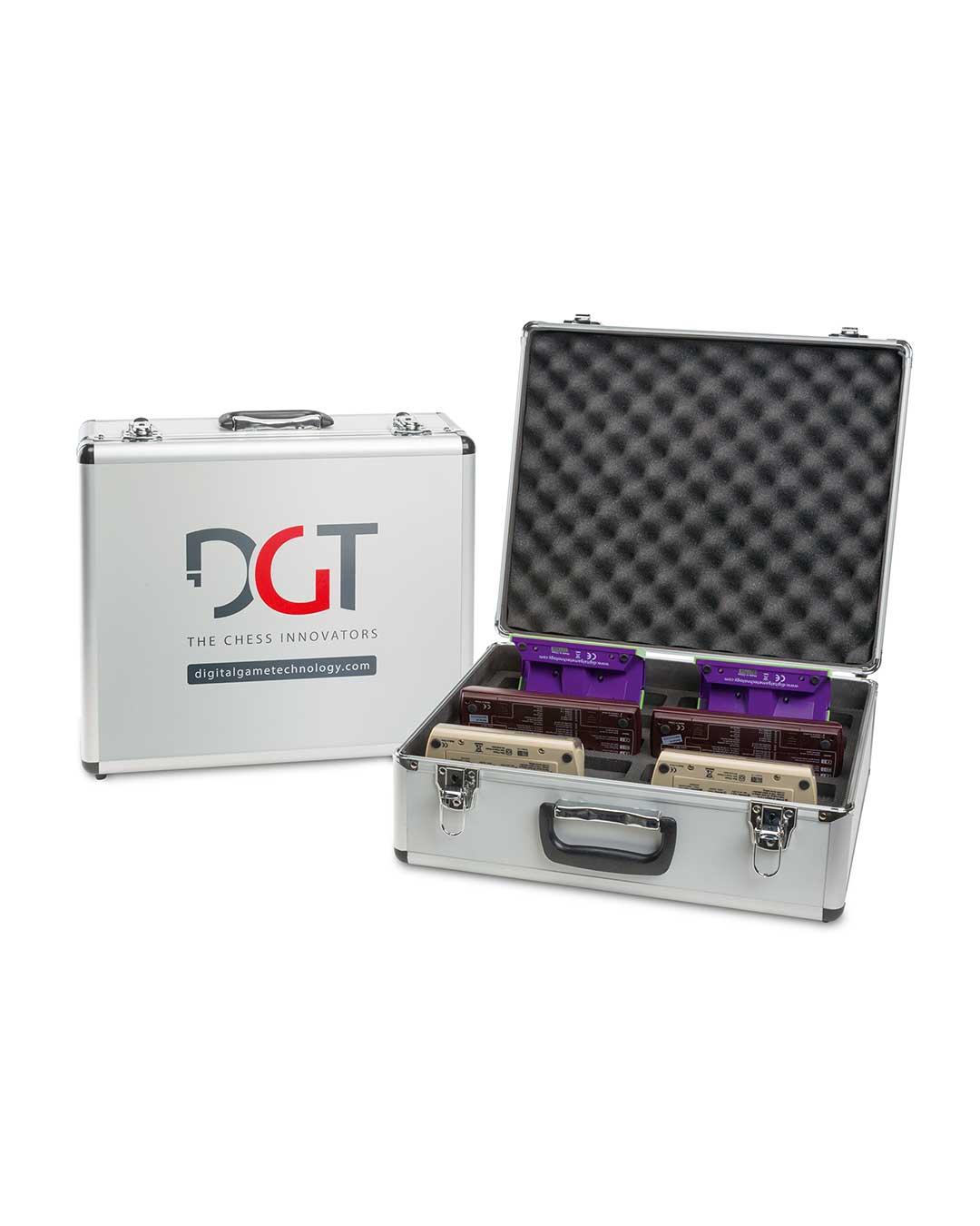 Caja universal para guardar relojes DGT