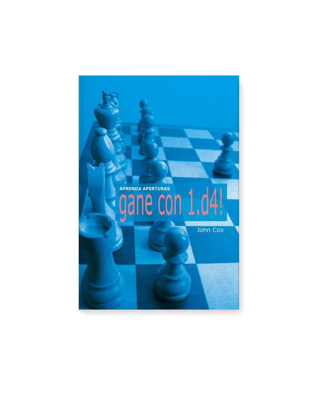 Gane con 1.d4 - John Cox