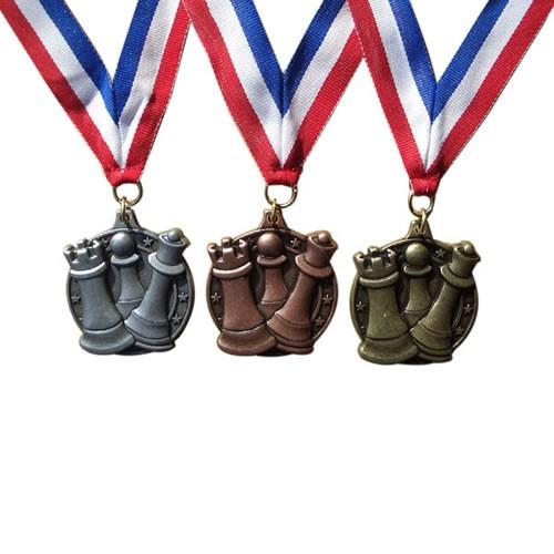 Set de medallas