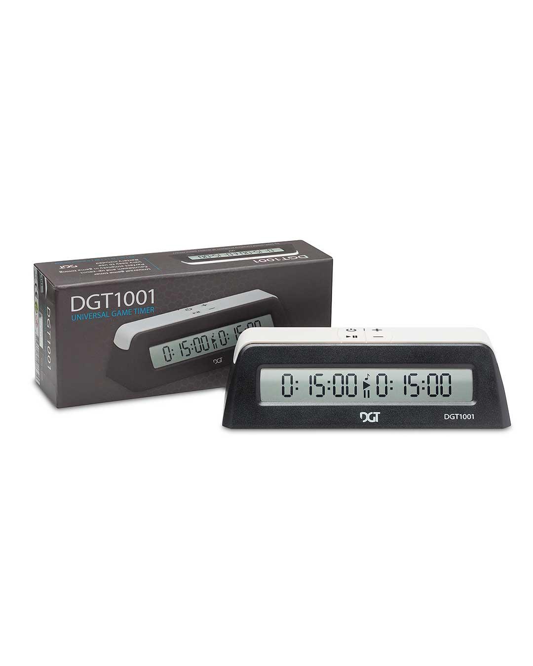 Reloj de ajedrez Marca DGT Modelo 1001