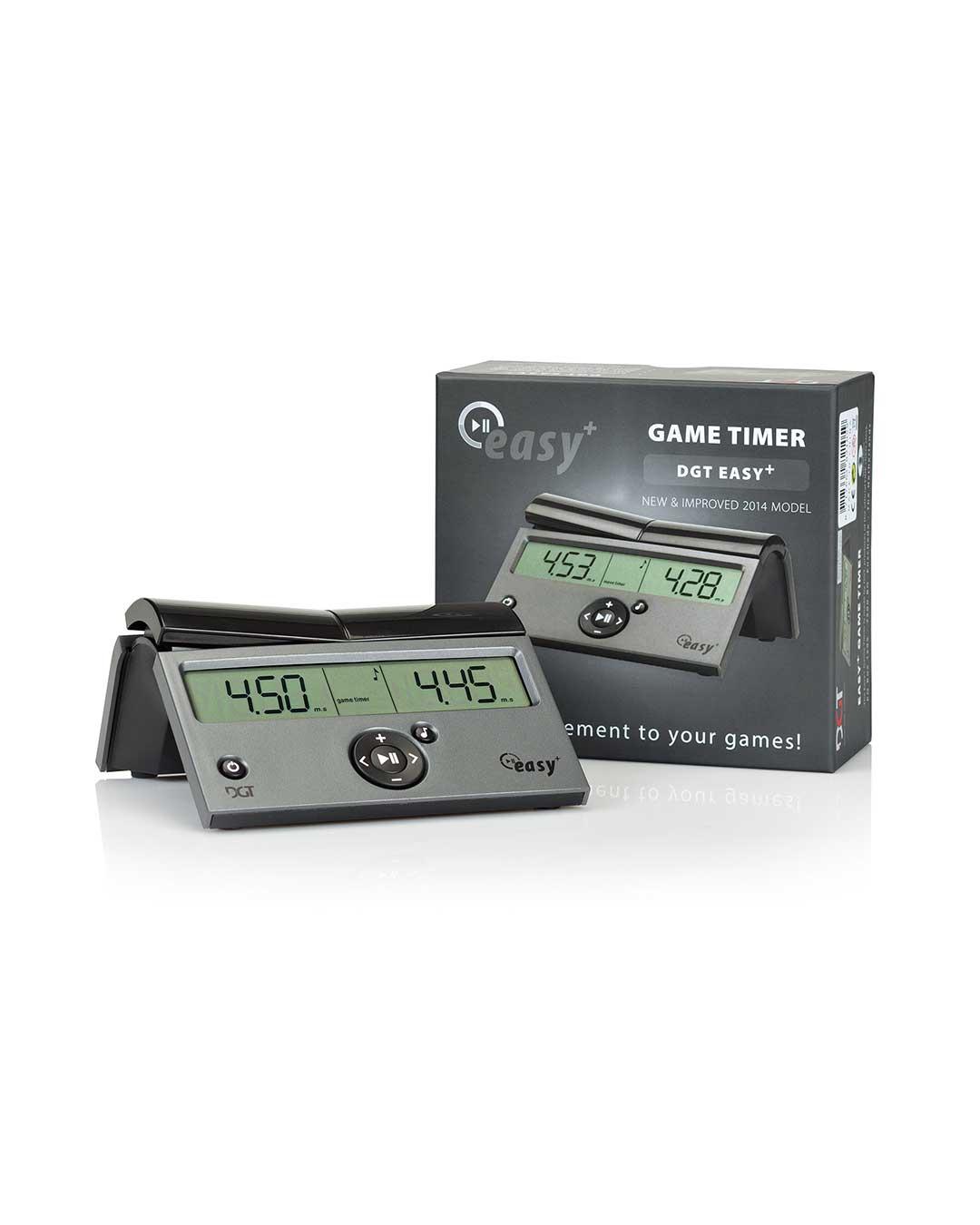 Reloj de ajedrez marca DGT modelo