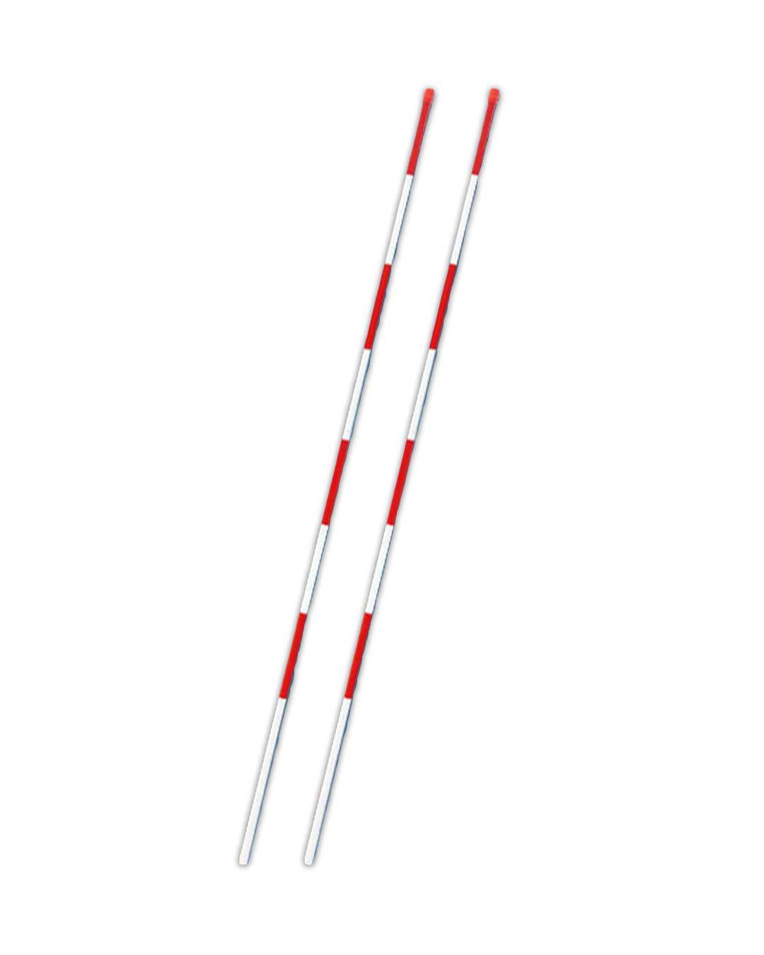 Par de antenas para malla de vóleibol Gala