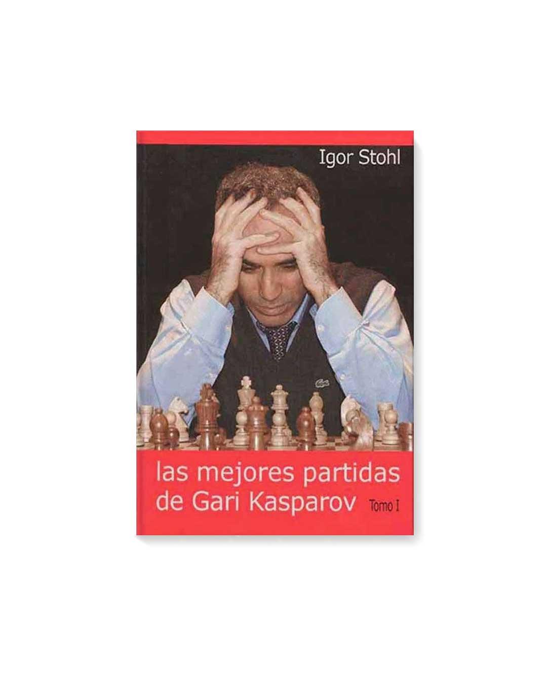 Las mejores partidas de Gary Kasparov parte 1 - Stohl