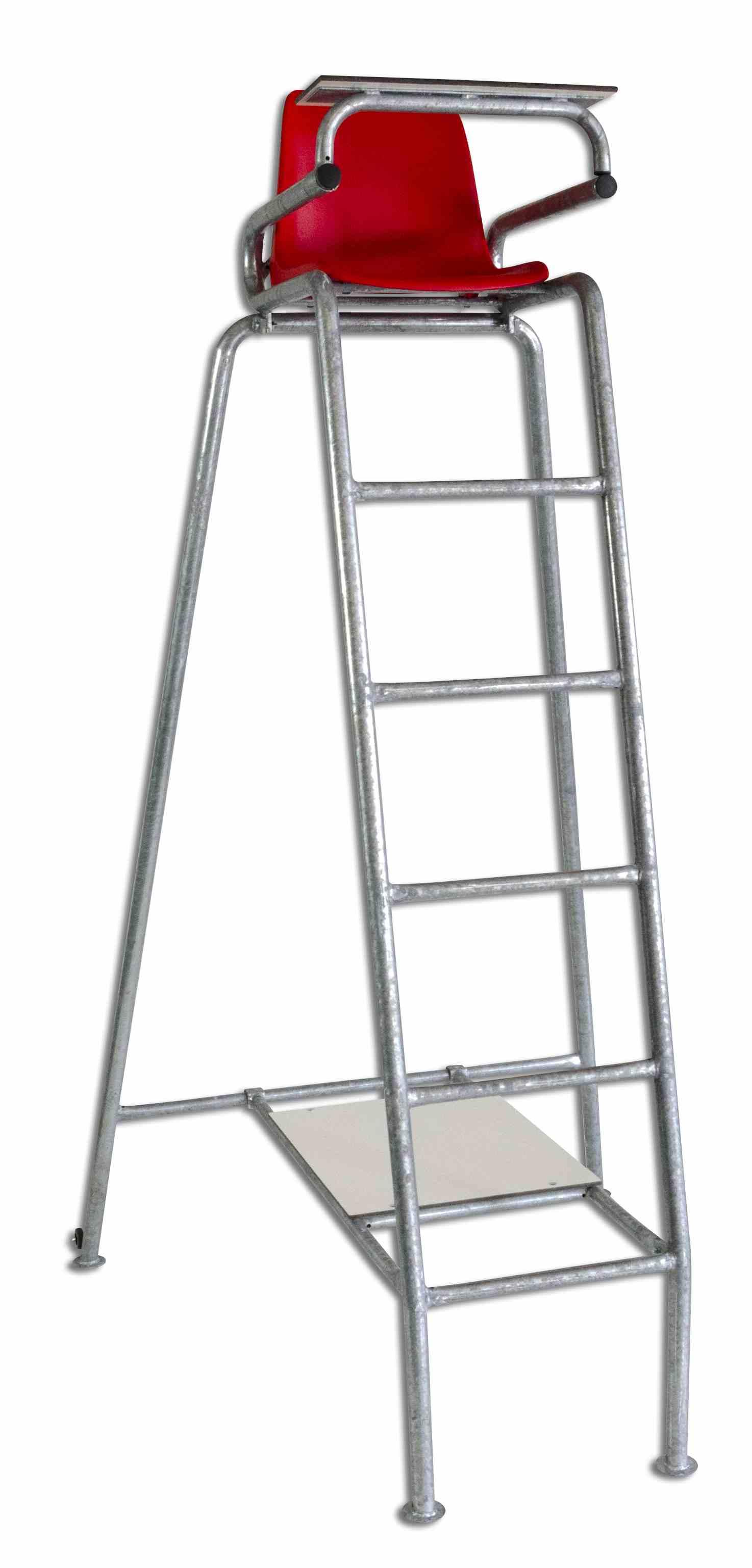 Plataforma para Árbitro de Tenis (Estructura en acero tubular galvanizado)