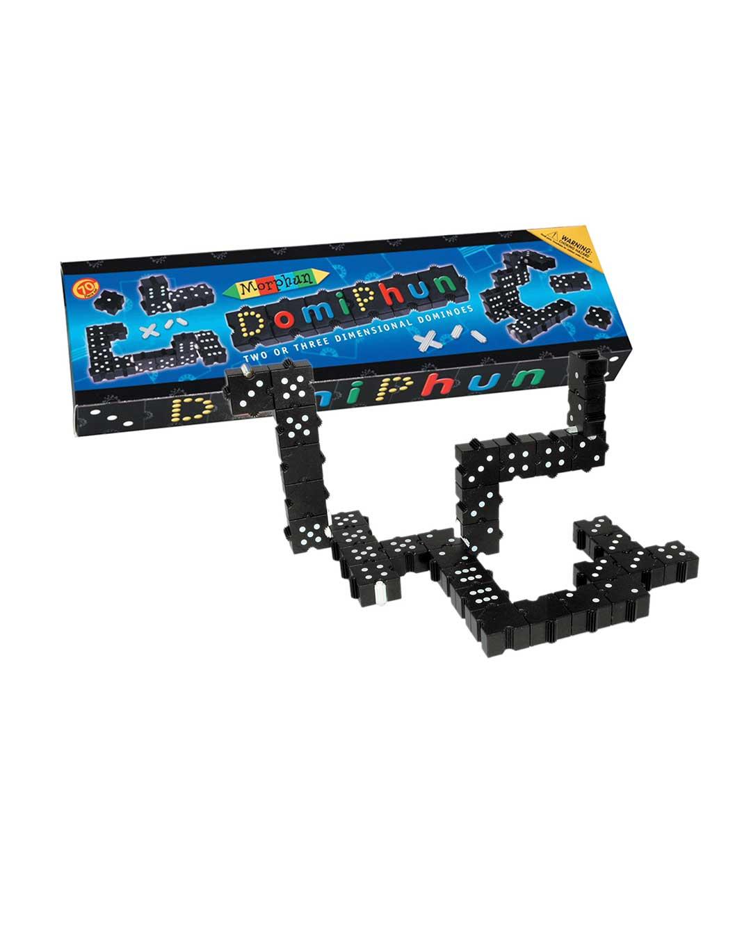 Domino en 3D